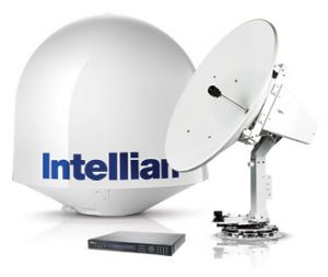 Intellian t130W